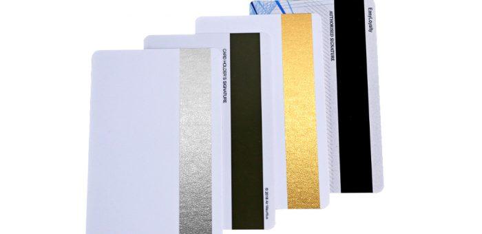 Basic information of magnetic stripe card